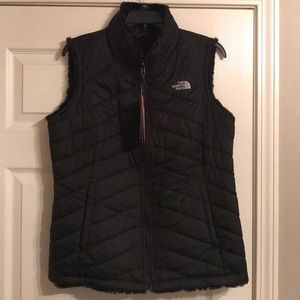 Women's Reversible North Face Vest
